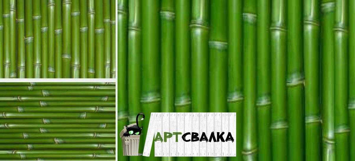 Текстура бамбука в hd | The texture of bamboo in hd